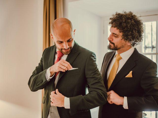 La boda de Eque y Auxi en Estepona, Málaga 41
