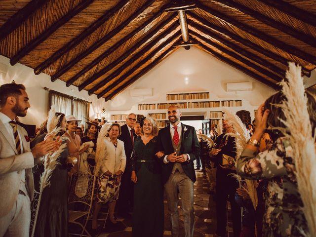 La boda de Eque y Auxi en Estepona, Málaga 42