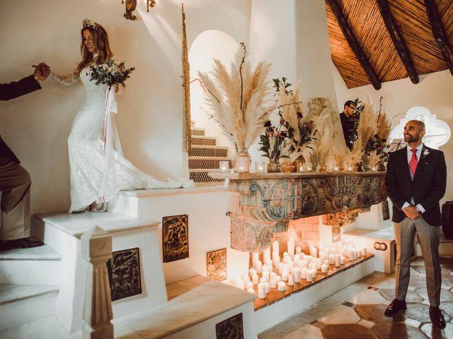 La boda de Eque y Auxi en Estepona, Málaga 44