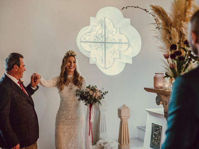 La boda de Eque y Auxi en Estepona, Málaga 46
