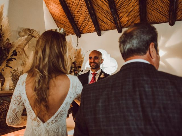 La boda de Eque y Auxi en Estepona, Málaga 47