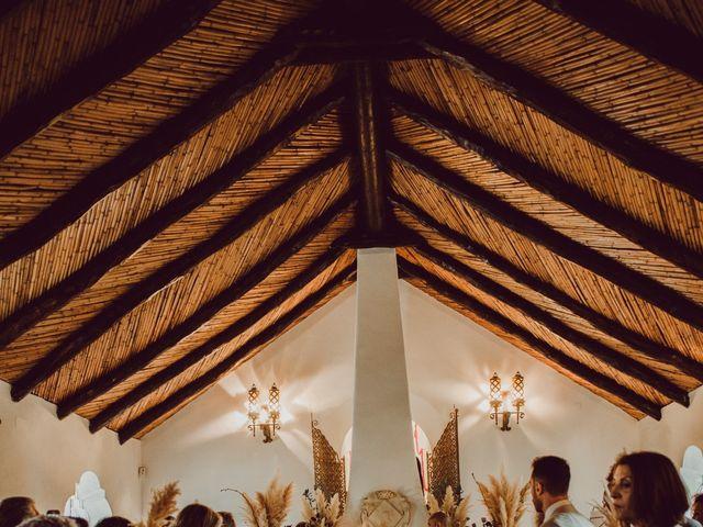 La boda de Eque y Auxi en Estepona, Málaga 49