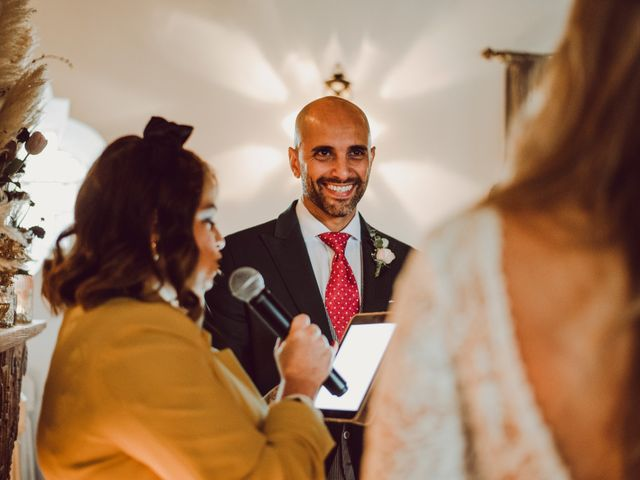 La boda de Eque y Auxi en Estepona, Málaga 52
