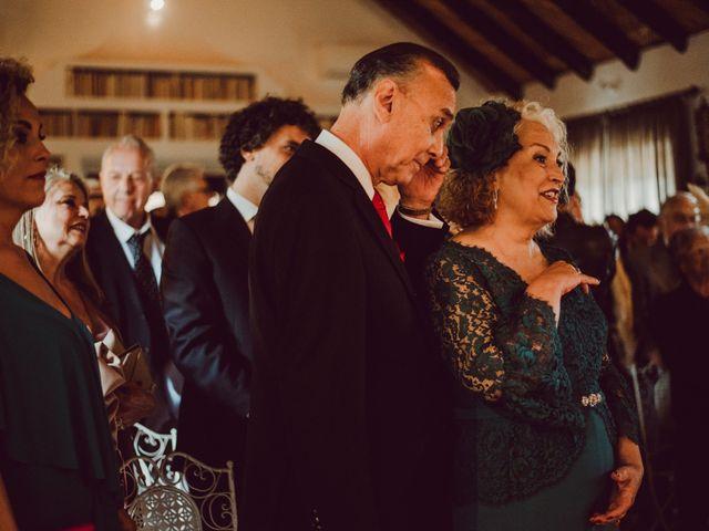 La boda de Eque y Auxi en Estepona, Málaga 54