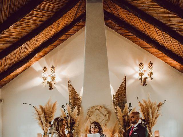 La boda de Eque y Auxi en Estepona, Málaga 59
