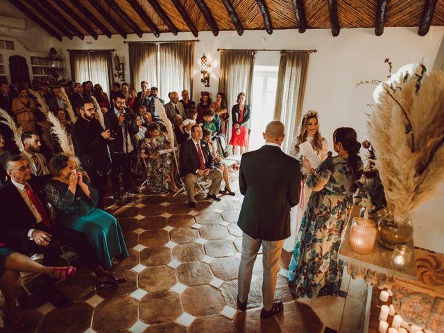 La boda de Eque y Auxi en Estepona, Málaga 62