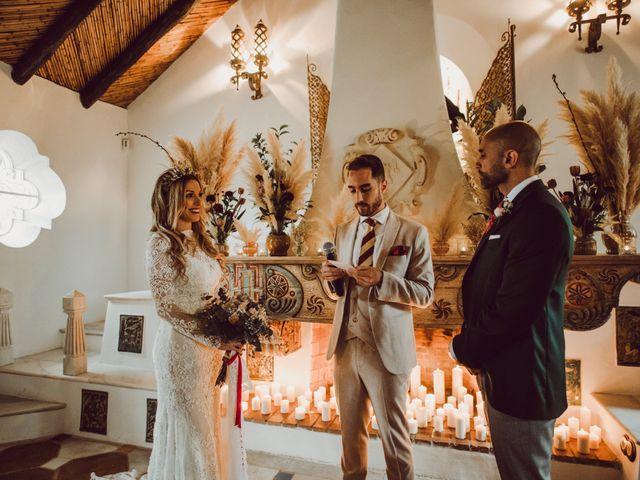 La boda de Eque y Auxi en Estepona, Málaga 64