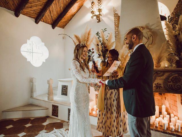 La boda de Eque y Auxi en Estepona, Málaga 65
