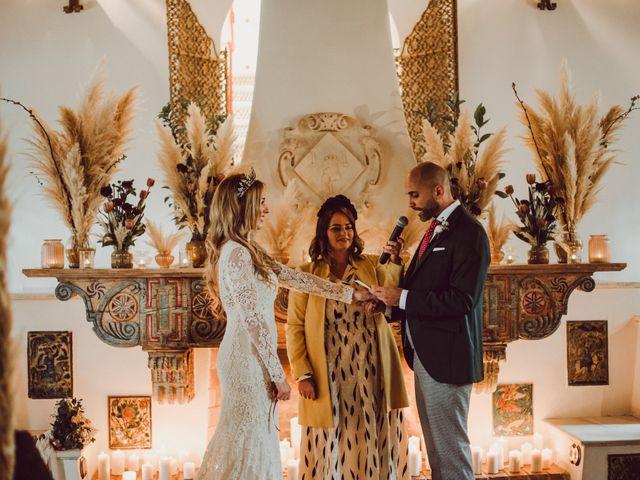 La boda de Eque y Auxi en Estepona, Málaga 69