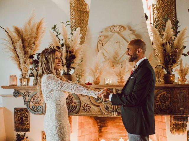 La boda de Eque y Auxi en Estepona, Málaga 72