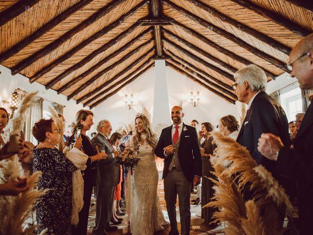 La boda de Eque y Auxi en Estepona, Málaga 76
