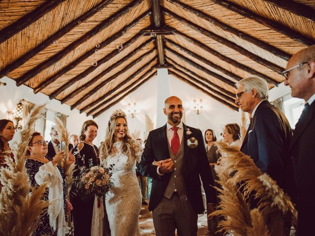 La boda de Eque y Auxi en Estepona, Málaga 77