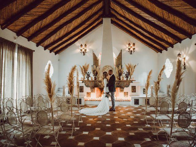 La boda de Eque y Auxi en Estepona, Málaga 81