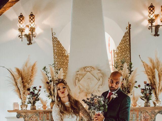 La boda de Eque y Auxi en Estepona, Málaga 87