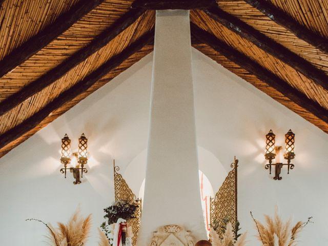 La boda de Eque y Auxi en Estepona, Málaga 88