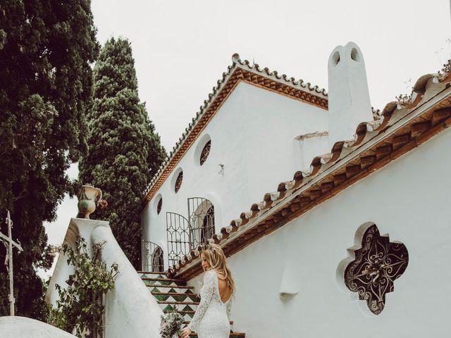 La boda de Eque y Auxi en Estepona, Málaga 91
