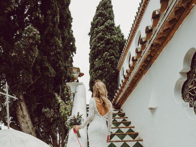 La boda de Eque y Auxi en Estepona, Málaga 92