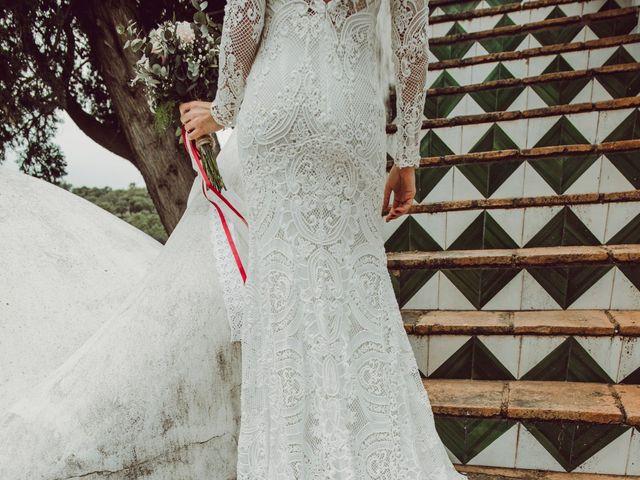 La boda de Eque y Auxi en Estepona, Málaga 94