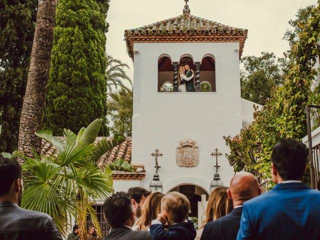 La boda de Eque y Auxi en Estepona, Málaga 102