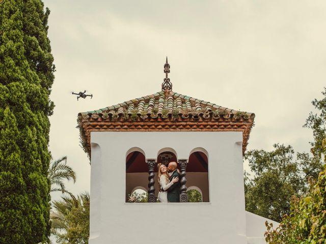 La boda de Eque y Auxi en Estepona, Málaga 103