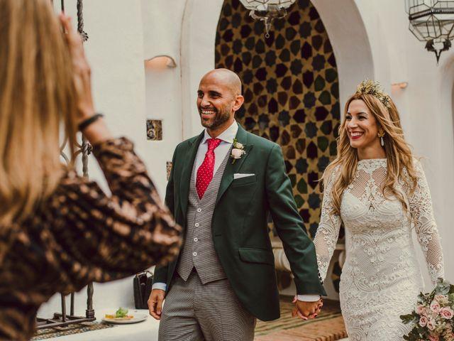 La boda de Eque y Auxi en Estepona, Málaga 104