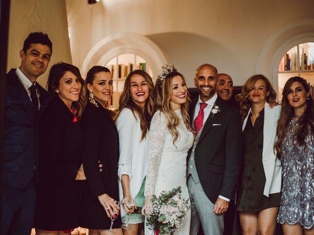 La boda de Eque y Auxi en Estepona, Málaga 106