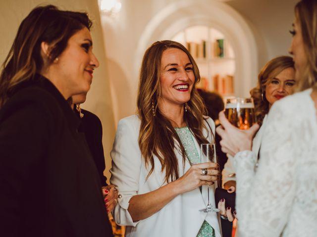 La boda de Eque y Auxi en Estepona, Málaga 108