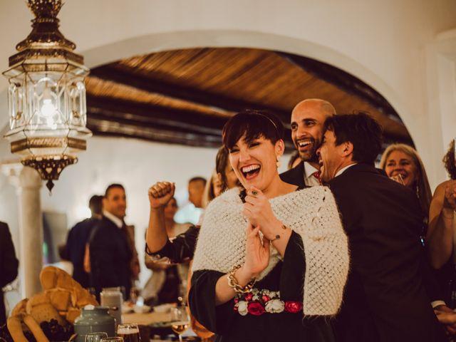 La boda de Eque y Auxi en Estepona, Málaga 110