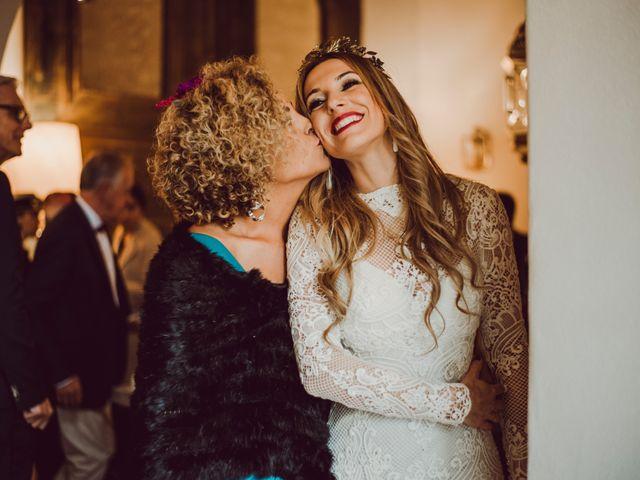 La boda de Eque y Auxi en Estepona, Málaga 112