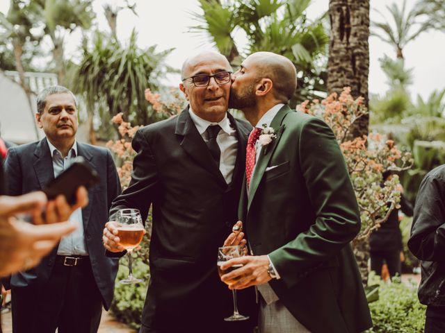 La boda de Eque y Auxi en Estepona, Málaga 114