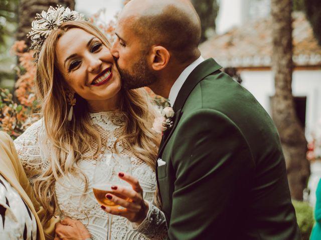 La boda de Eque y Auxi en Estepona, Málaga 115