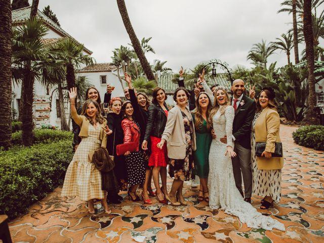 La boda de Eque y Auxi en Estepona, Málaga 116