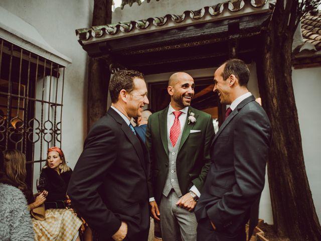 La boda de Eque y Auxi en Estepona, Málaga 118
