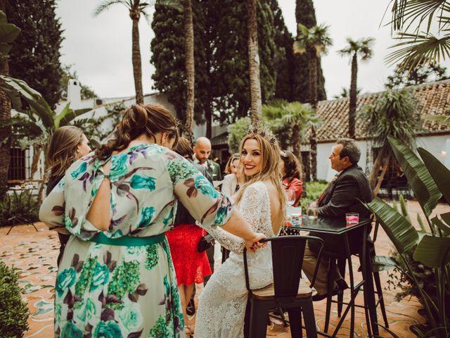 La boda de Eque y Auxi en Estepona, Málaga 119