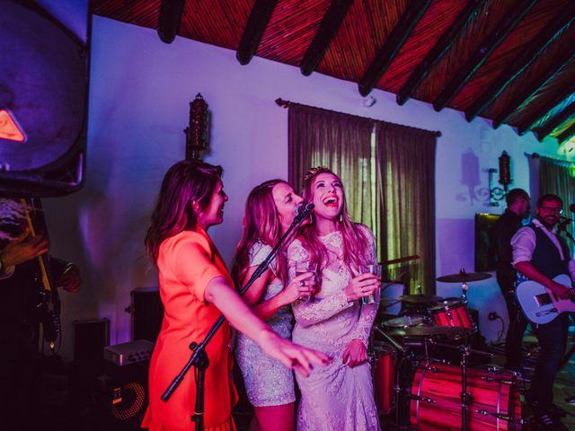 La boda de Eque y Auxi en Estepona, Málaga 138