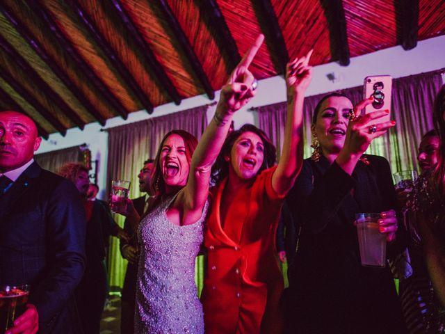 La boda de Eque y Auxi en Estepona, Málaga 140