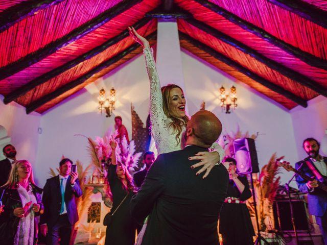 La boda de Eque y Auxi en Estepona, Málaga 142