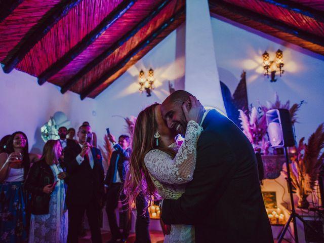 La boda de Eque y Auxi en Estepona, Málaga 143