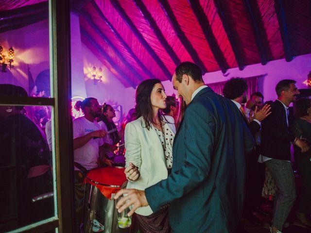 La boda de Eque y Auxi en Estepona, Málaga 147