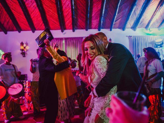 La boda de Eque y Auxi en Estepona, Málaga 148