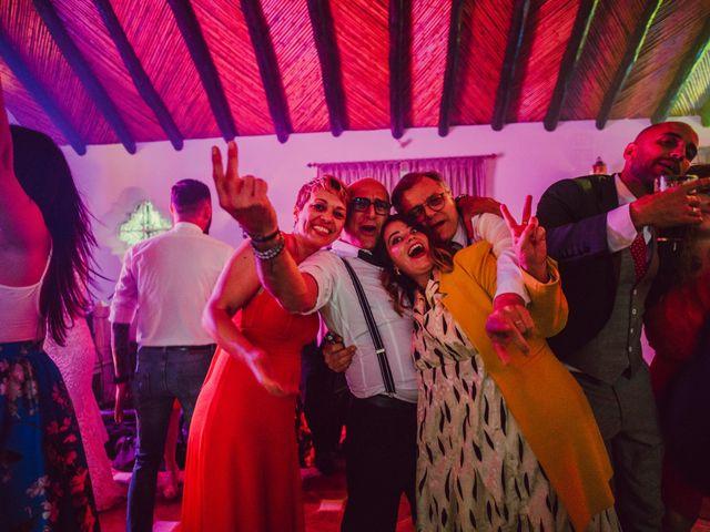 La boda de Eque y Auxi en Estepona, Málaga 152