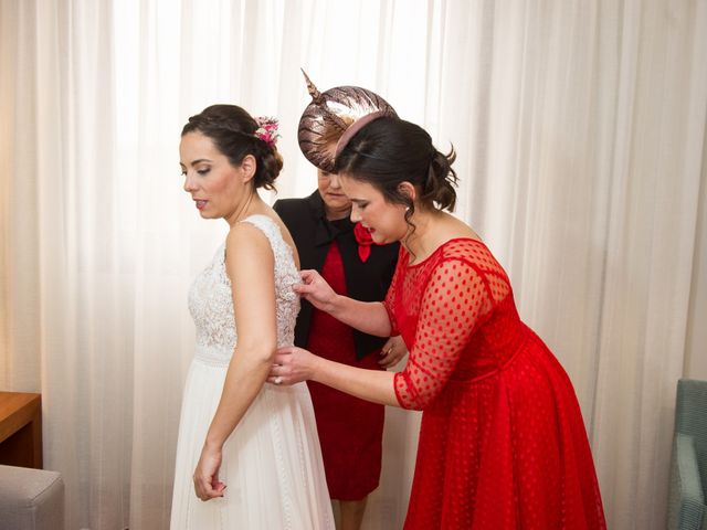 La boda de Edu y Carmen en Madrid, Madrid 21