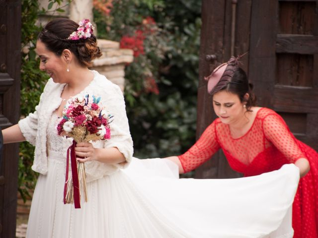 La boda de Edu y Carmen en Madrid, Madrid 43