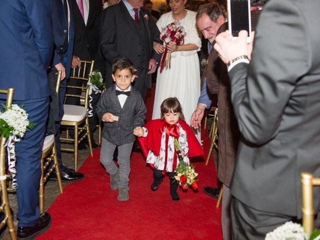 La boda de Edu y Carmen en Madrid, Madrid 45