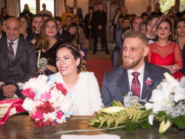 La boda de Edu y Carmen en Madrid, Madrid 47