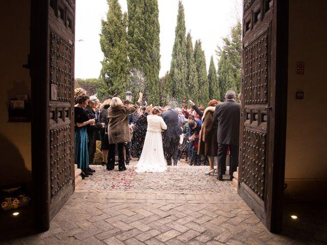 La boda de Edu y Carmen en Madrid, Madrid 62