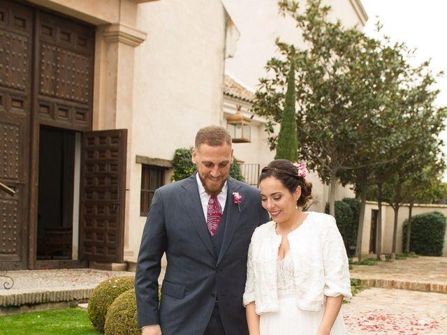 La boda de Edu y Carmen en Madrid, Madrid 64