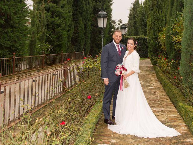 La boda de Edu y Carmen en Madrid, Madrid 65