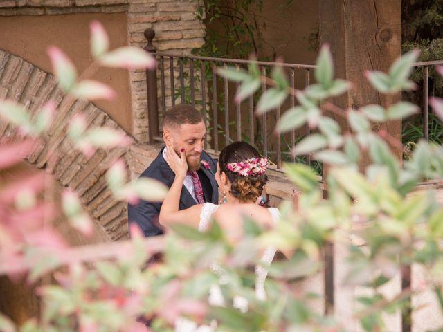 La boda de Edu y Carmen en Madrid, Madrid 74