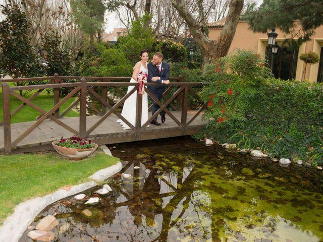 La boda de Edu y Carmen en Madrid, Madrid 81